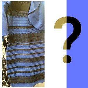 Qual a cor do vestido? Ou um ensaio sobre a percepção das cores