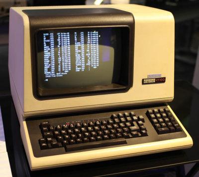 DEC_VT100_terminal