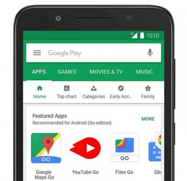 Android Lança Novo Android Oreo GO
