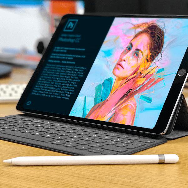 Adobe pretende lançar versão completa do Photoshop para iPad