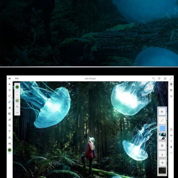 Photoshop Completo no iPad?? Como assim, Adobe?